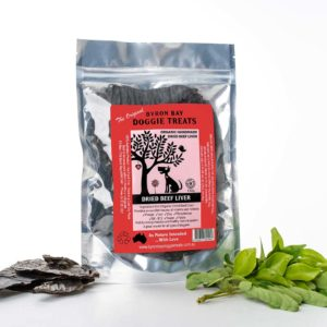 Button for Organic Dried Beef Liver Pack