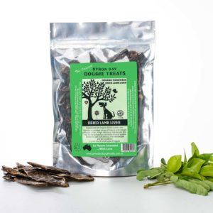 Button for Organic Dried Lamb Liver Pack